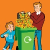 Sign up for green waste collection online now and be in with the chance of winning a year's free subscription