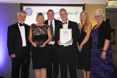 Independent Retailer of the Year went to Post and Pantry