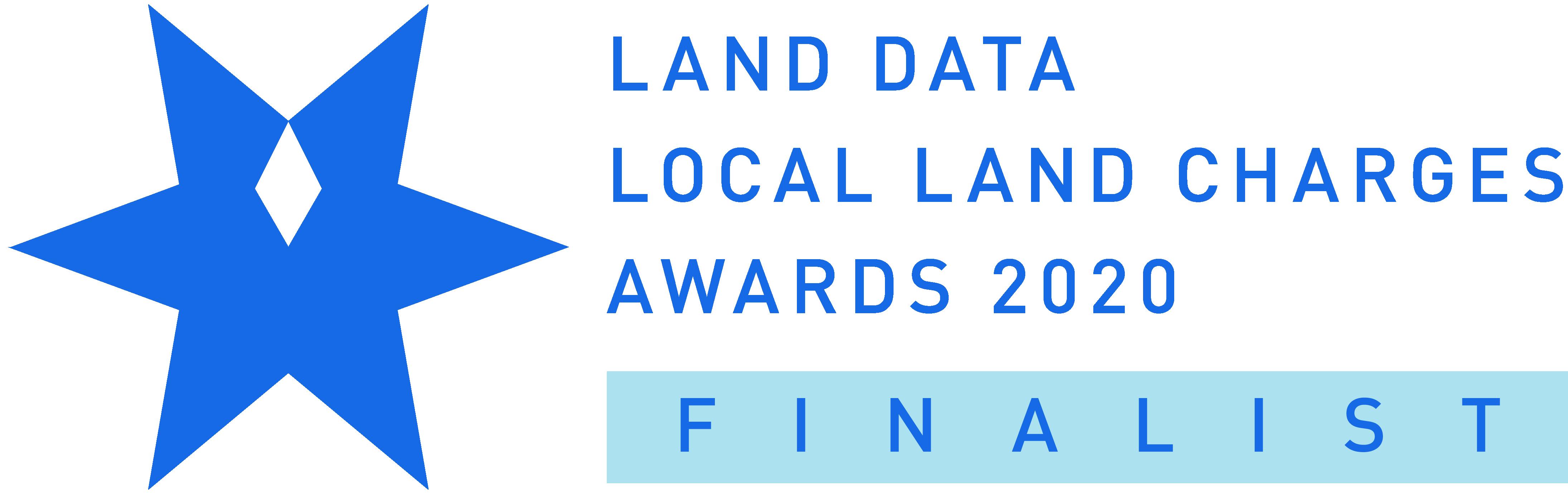 Land Data Finalist Logo
