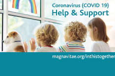 COVID 19 Help and Support image