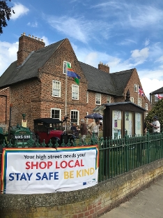 Alford Manor House - Shop Local